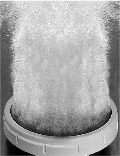 Difusores de Burbuja Fina