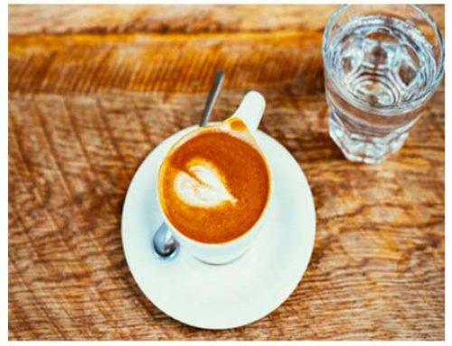 La importancia de la calidad del agua en la elaboración de café