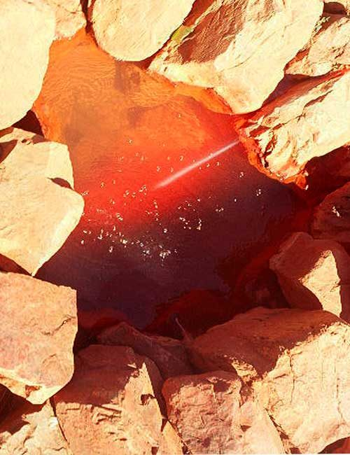 eliminación de hierro en el agua